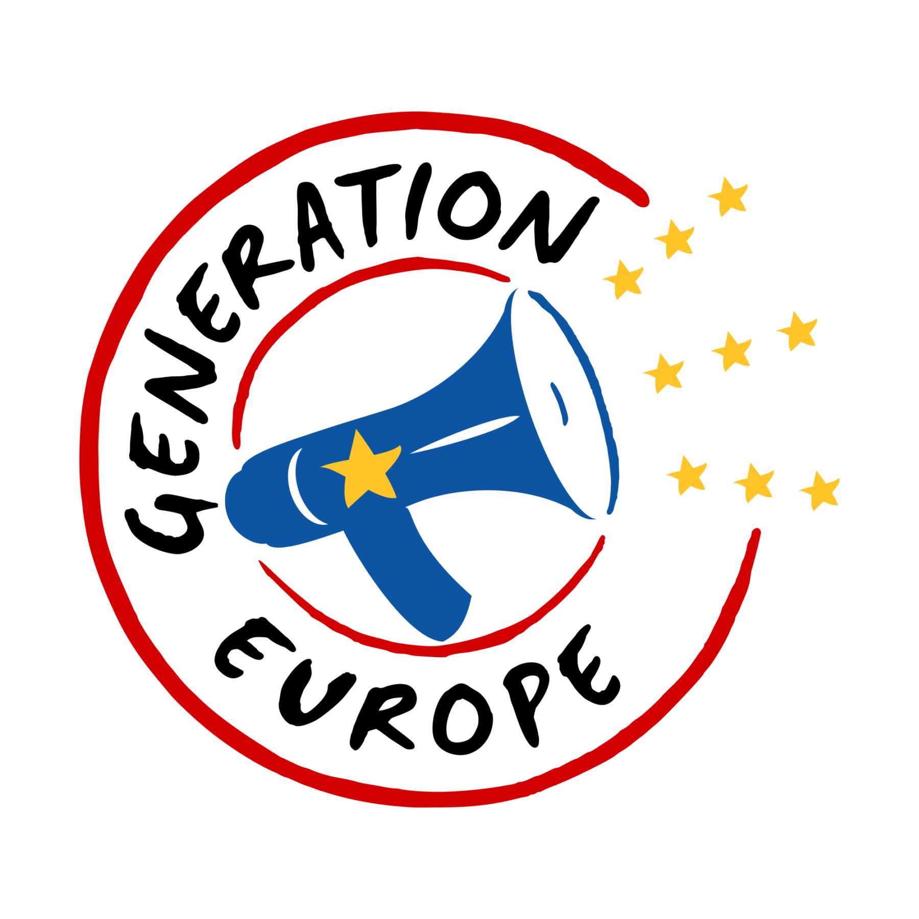 The Generation Europe Logo